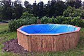 Veja como construir uma piscina com apenas 300 reais