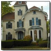 Emma Jones Home  Rockford, Illinois Emma Pauline Jones was a Norwegian immigrant who lived at this home (built in 1856) from the 1920s into ...