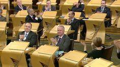 BBC News - Scotland's same-sex marriage bill is passed - feb. 2014