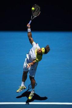 Ferrer @JugamosTenis #tennis #AO13 #ausopen