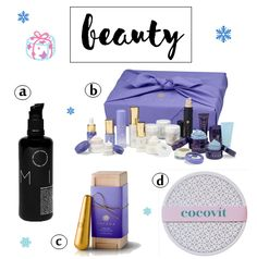 BEAUTY GIFTS FOR YOURSELF www.theteeliebog.com  Give yourself a spa treat at home with these beauty items. #TeelieBlog
