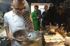 Chef Mondo Mediterraneo // Culinaire Wandeling Amsterdam by Merlijn Hoek, via Flickr ...chef Giancarlo <3