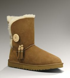 UGG BAILEY CHARMS Women's Chestnut Boots