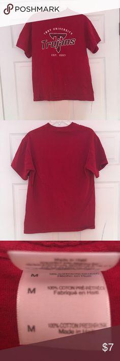TROY TROJANS T-shirt!!! GO TROJANS Gildan Shirts Tees - Short Sleeve