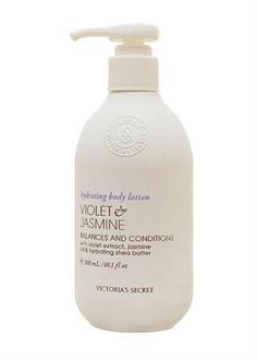 TMAXstore : Victoria's Secret Violet & Jasmine Body Lotion 300ml price, review and buy in UAE, Dubai, Abu Dhabi   Souq.com
