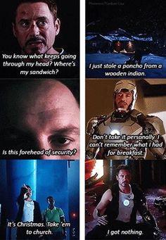 Iron Man 3 quotes