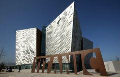 Una nueva Belfast alrededor del Titanic