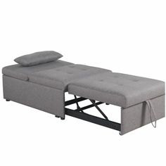 Sofa Bed - Things To Know Before Choosing Furniture For Your Own Home Chair Sofa Bed, Bedroom Chair, Sofa Furniture, Sleeper Chair, Furniture Ideas, Futon Sofa, Furniture Movers, Furniture Companies, Cheap Furniture