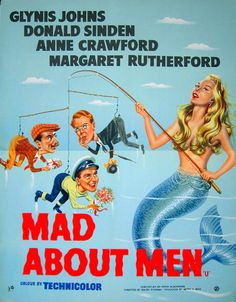 Mad about men #mermaid.