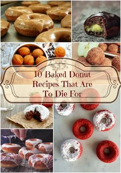 Baked donuts anyone? (Pumpkin donut recipe)
