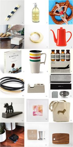 Hither & Thither Gift Guide: For everyone else...