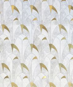 The Jeanne pattern from the Atelier collection. inspired by the Art Deco period.It's subtle geometry is perfect for many glamorous settings Estilo Art Deco, Arte Art Deco, Motif Art Deco, Art Deco Pattern, Art Deco Tiles, Floor Patterns, Tile Patterns, Textures Patterns, Print Patterns