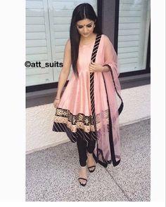 """@att_suits on Instagram: """"#att #suit @litayirp"""" #PunjabiLadiesSuits"""