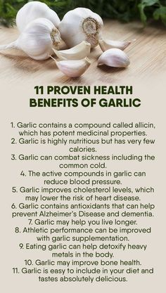 Discover 11 proven health benefits of garlic Health And Beauty Tips, Health Advice, Healthy Food Choices, Healthy Tips, Health And Nutrition, Health And Wellness, Benefits Of Nutrition, Health Diet, Garlic Health Benefits