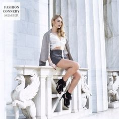 @fashionconnery – Is great for aspiring Fashion Bloggers! Popular Instagram Accounts, Fifty Shades Of Grey, Shout Out, Fashion Bloggers, Coat, Womens Fashion, How To Wear, Jackets, Romance