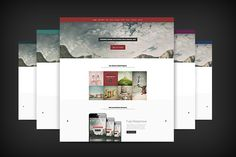 Vertex - http://premiumelegantthemes.com/vertex-wp-theme-wordpress/