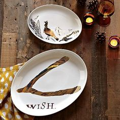 thanksgiving platter. adorable.