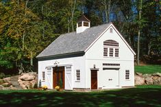 "24' x 32' Carriage Barn ""Bank Barn"" (Pound Ridge NY)"