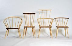 Matthew Hilton Windsor Chairs