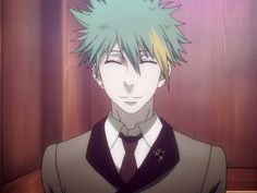 I got: Clavis! Which Death Parade character are you?