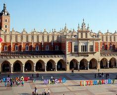 Unesco kirjallisuuskaupunki Krakova