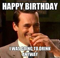 071b9bf152f218e25fbcbcd675ae017c happy birthday meme birthday memes happy birthday indian larry!!! (4 28 49) rods pinterest wheels,40th Birthday Memes