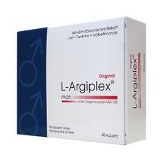 L-Argiplex - supplement for men's sexual health - Medica Nord