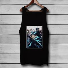 Blue Exorcist Custom Tank Top T-Shirt Men and Woman