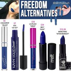 #FREEDOM by @kyliecosmetics Alternatives are here!  #allintheblush #makeupslaves…