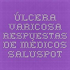 Úlcera varicosa - Respuestas de médicos - Saluspot