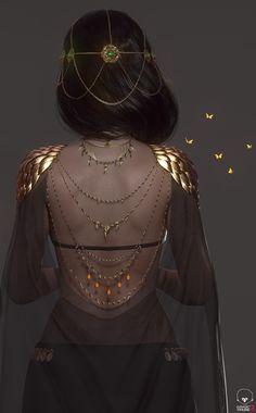 Fantasy Girl, Foto Fantasy, Fantasy Dress, Dark Fantasy Art, Fantasy Artwork, Fantasy Character Design, Character Inspiration, Character Art, Fantasy Characters