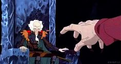 """The 20 Creepiest & Most Bizarre Moments From """"The Last Unicorn"""" The Last Unicorn, Animation Film, Films, Movies, Creepy, In This Moment, Cartoon, Type, Disney"""
