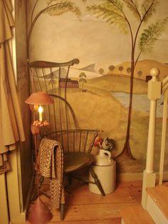 Nealon Home by Muralist Susan Dwyer