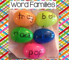 TheHappyTeacher: 8 Educational Easter Egg Activities!