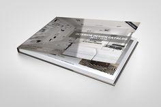Landscape Book Mock-Up by idesignstudio on Creative Market