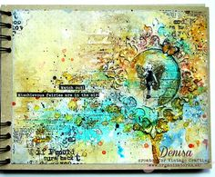 Scrapholka: It´s The Season of Mischevious Fairies