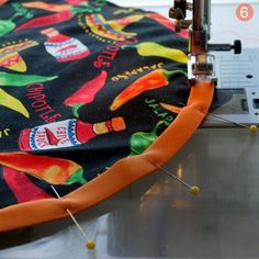 Make a Fabric Tortilla Warmer {Tutorial} From The Good Hearted Woman