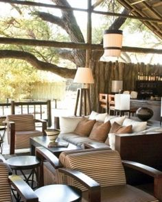 Located in the heart of Chobe National Park, Belmond Savute Elephant Lodge is a unique luxury safari lodge beside Botswana's unpredictable Savute Channel.