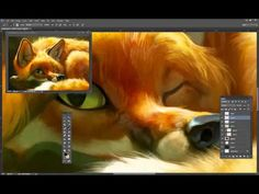 How to depict light glowing through fur | Creative Bloq