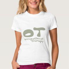 Funky Occupational Therapy T Shirt, Hoodie Sweatshirt