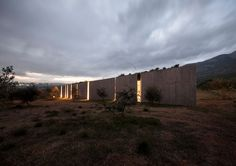 <b>Nominated for the European Union Prize for Contemporary Architecture_Mies van der Rohe Award 2015</b><br><br> The house is a frugal yet decisive answer to the need of a family shelter in the mi...