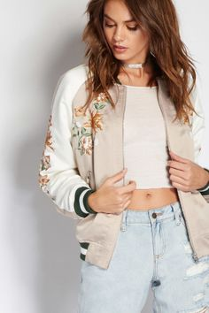 Shop the best bombers for fall on Keep!