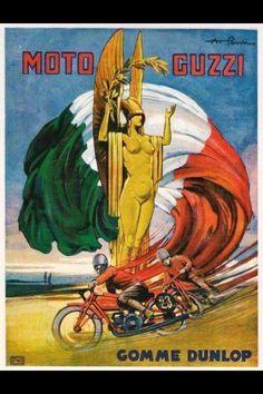Moto Guzzi!!