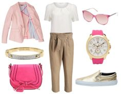I on Image Working wardrobe SS15 -Pink business vol.2  www.ionimage.nl