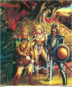 Dragonlance Chronicles - The amazing, addictive, best-selling series by Margaret Weis and Tracy Hickman!