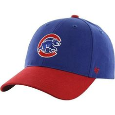 Chicago Cubs Youth Short Stack Adjustable Cap by '47 Brand