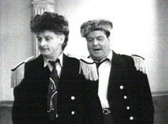 Ralph Kramden and Ed Norton - The Honeymooners -- one of the original bromances