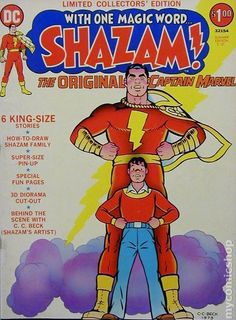 Shazam! (Captain Marvel).