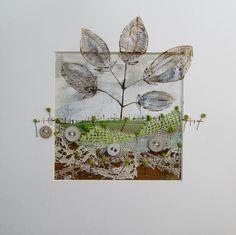 'My fine place'  By Louise O'Hara of DrawntoStitch https://www.facebook.com/DrawntoStitch