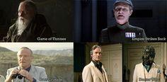 General+Veers+Star+Wars | julian glover | Tumblr Julian Glover, British Actors, Star Wars, Tumblr, Stars, Movies, Movie Posters, Uk Actors, Films